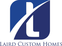 Laird Custom Homes Logo